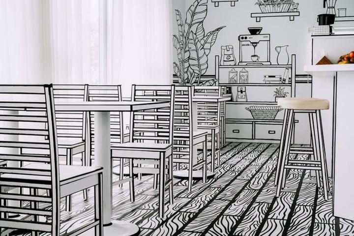 2D咖啡館