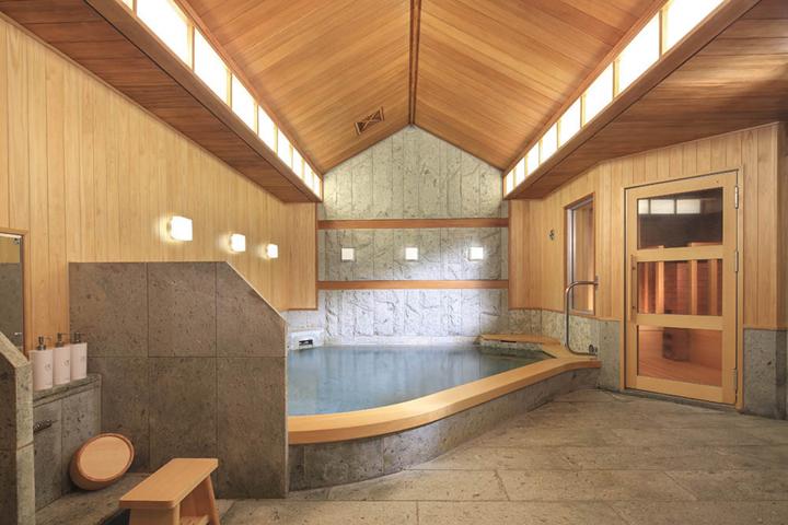 東京椿山莊大酒店溫泉