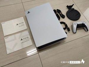 PlayStation 5內容物