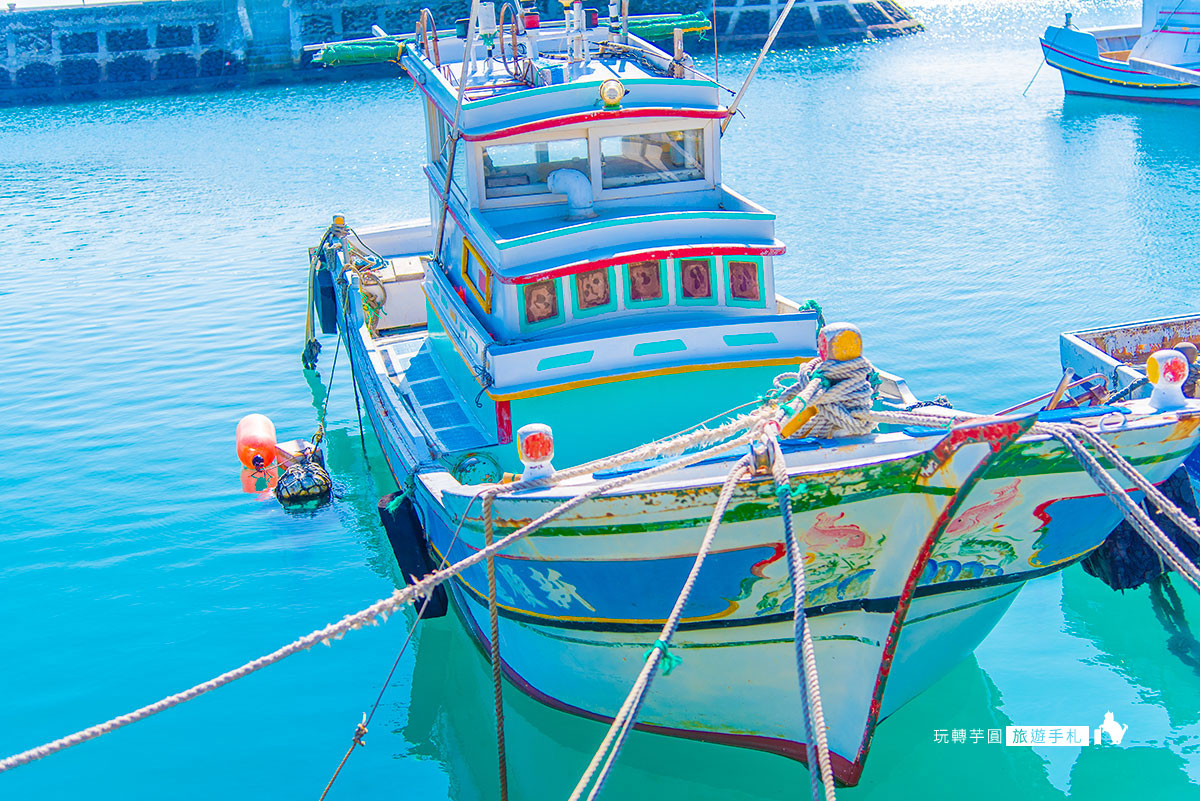 澎湖康府王爺保安宮通樑漁港-taiwan-penghu-tourism