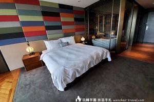 H2O水京棧國際酒店 住宿心得評價