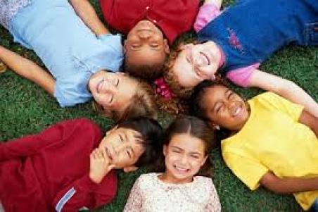 children friends church