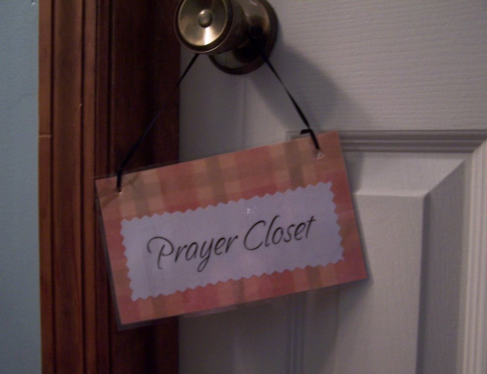 Prayer Closet: Prayer for Marriages