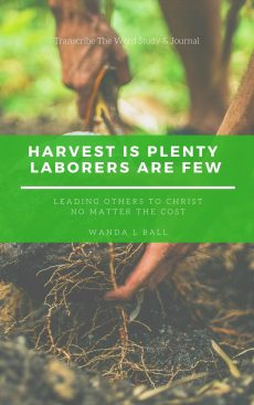 Harvest Is Plenty Laborers Are Few Study Journal
