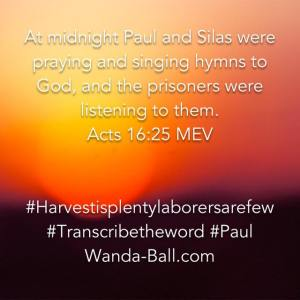 acts 16-25 Paul
