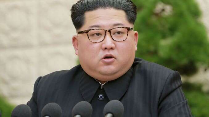 """Kim Jong-un: """"Until Africans start practicing their own culture as religion, they will never develop"""