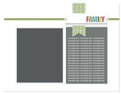 Family B Family Page