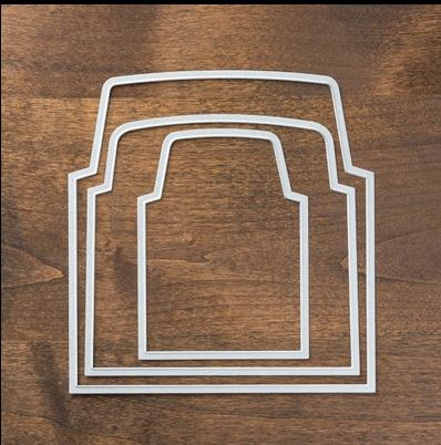 Envelope Liners Framelits Dies (item 132172)   Retail Price:  $26.95  Sale Price:  $18.87