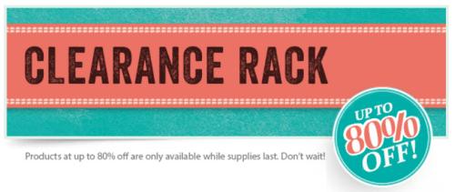 Clearance Rack LOGO