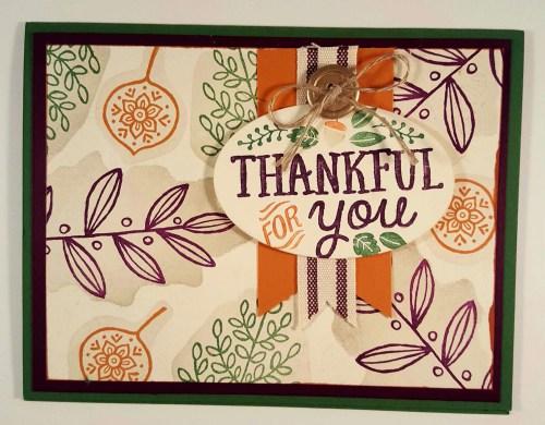 Card designed by Debra LaFountaine