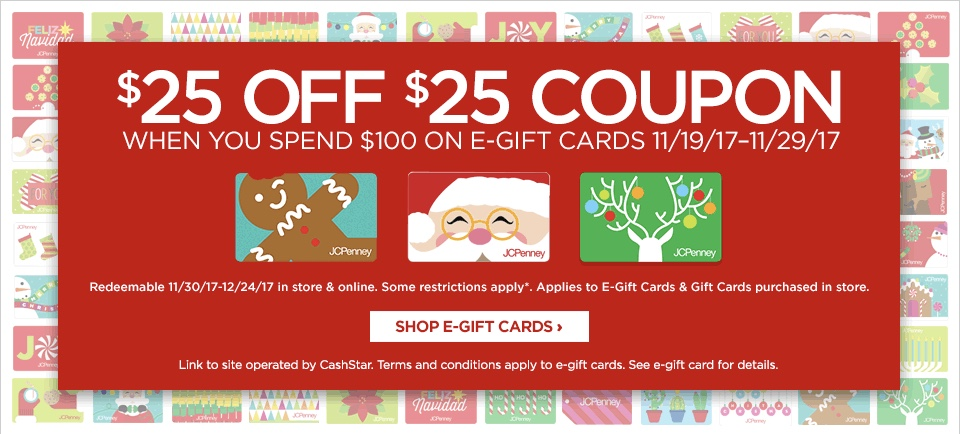 JCPenney GIftCard