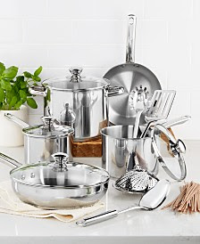 MACYS: $9.99 Tools of the Trade 8qt Casserole, Set of 3…