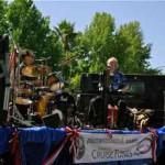 Fabulous CruiseTones, Danville Fourth of July Parade.