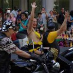Dykes on Bikes, Gay Pride 2009