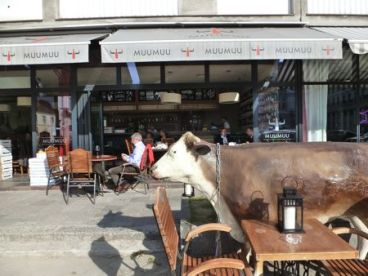 Go eat cow at MuuMuu in Warsaw.