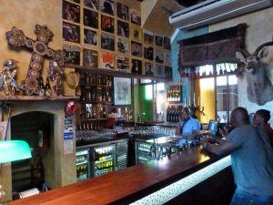 Bar at The Chairman.