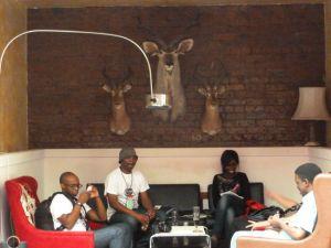 The Chairman jazz bar Durban.