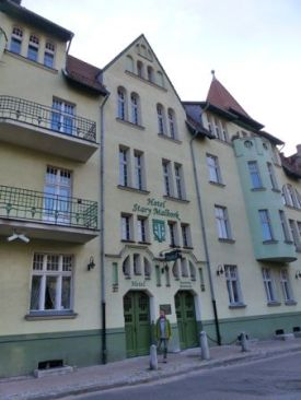 Hotel Stary Malbork.