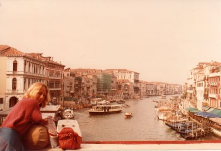 Venice by day.