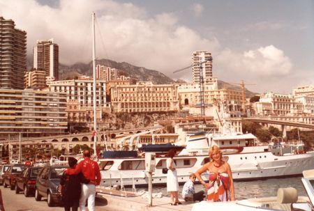 Monte Carlo in the summertime.