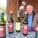 Winemaker Gorscy raises a toast to the fledgling Polish wine industry.