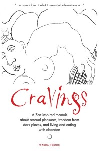 Cover of Cravings Wanda Hennig's Zen-inspired memoir