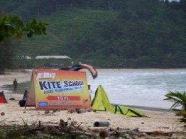 Nai Yang kite school