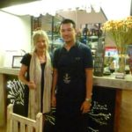 Chef Tammasak Chootong at Suay