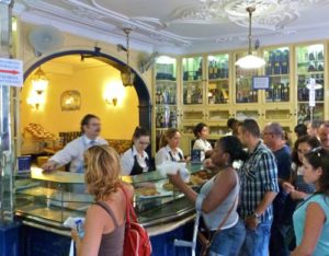 Inside Pastéis de Belém