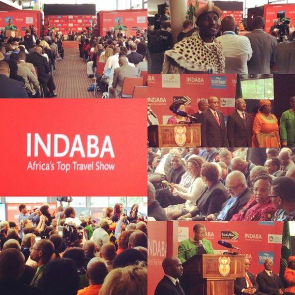 Indaba 2017 collage