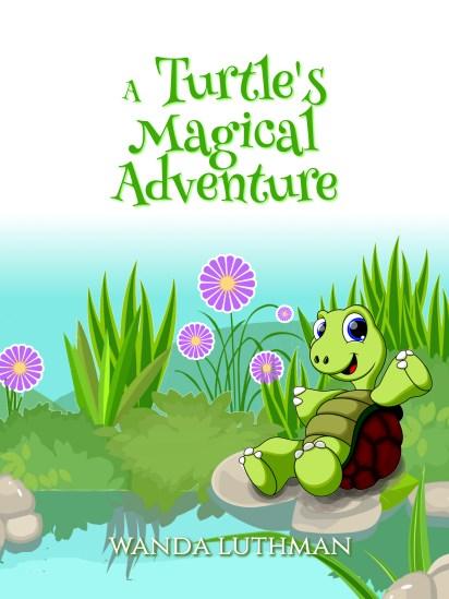 Turtle's Magical Adventure Ebook Cover final