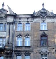 Kościelna róg Dąbrowskiego