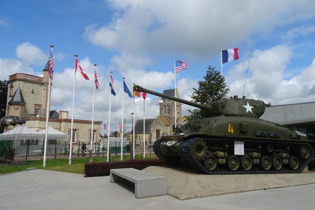 Airborne Museum Normandië