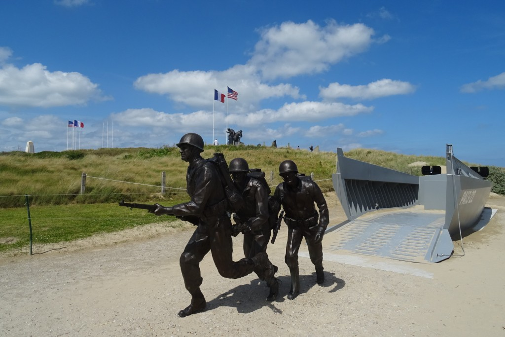 Utah Beach invasiestrand