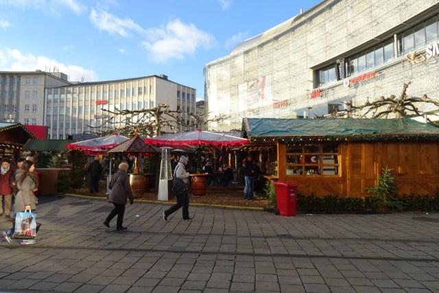 Kerstmarkt in Kassel