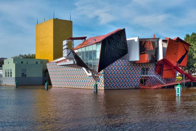 Groninger Museum (bron: Urban Capture)