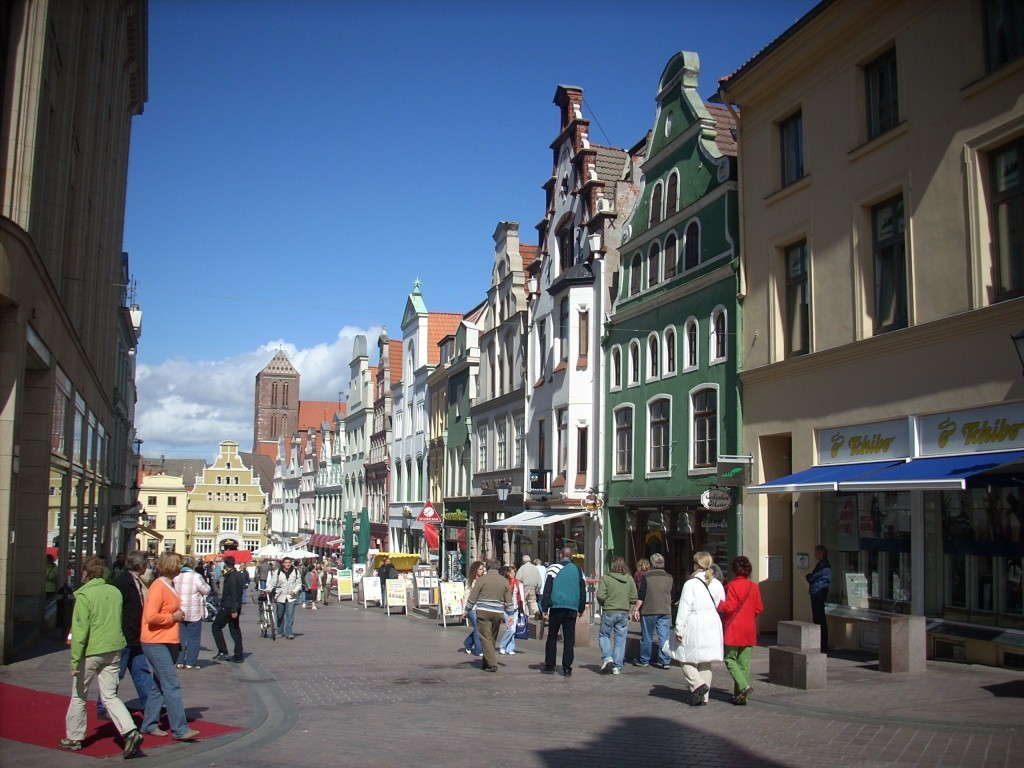 Wismar april