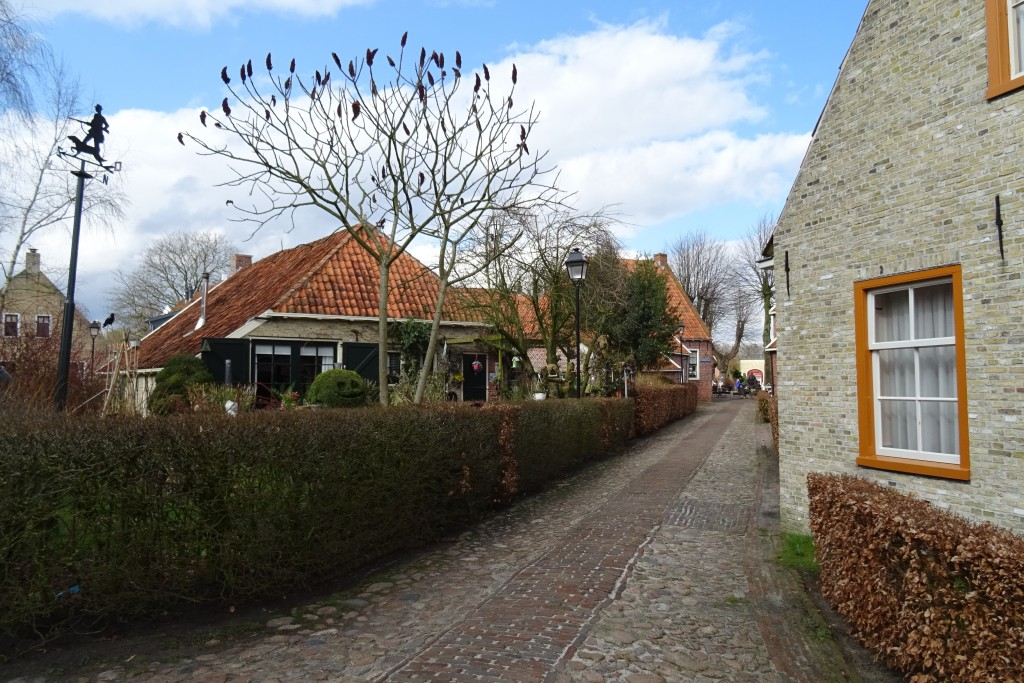 Vesting Bourtange Groningen