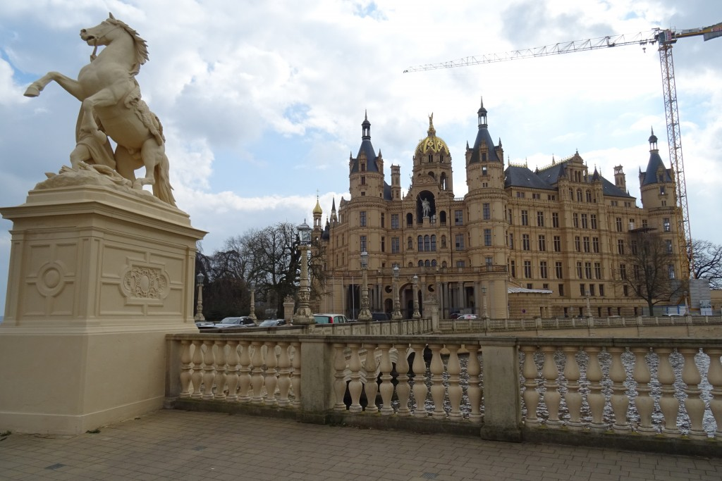 Schwerin Duitsland steden