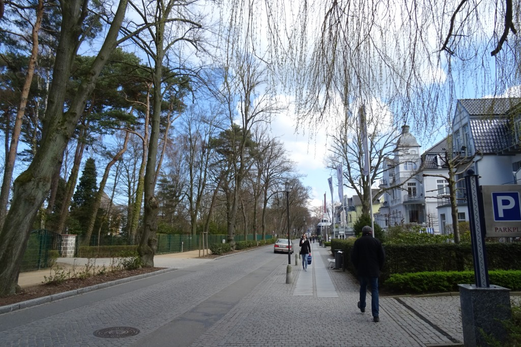 Kühlungsborn promenade