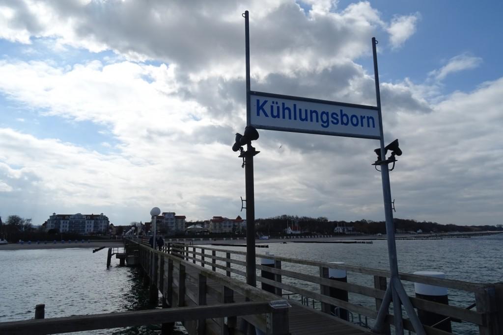 Kühlungsborn pier