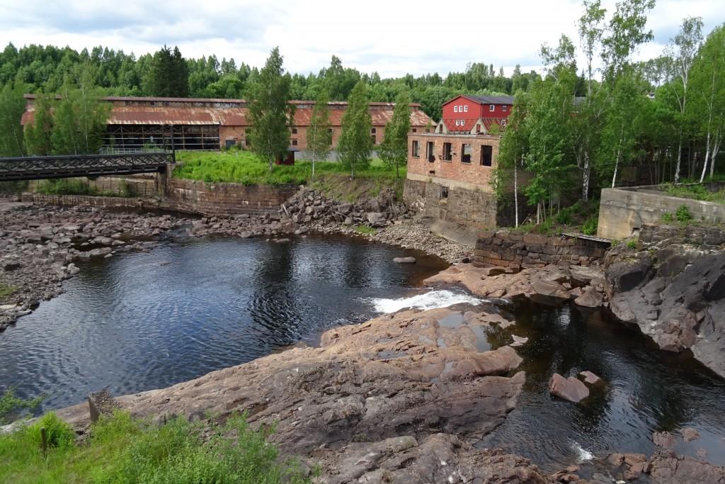 waterval Munkfors