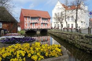 Schiefes Haus Wismar