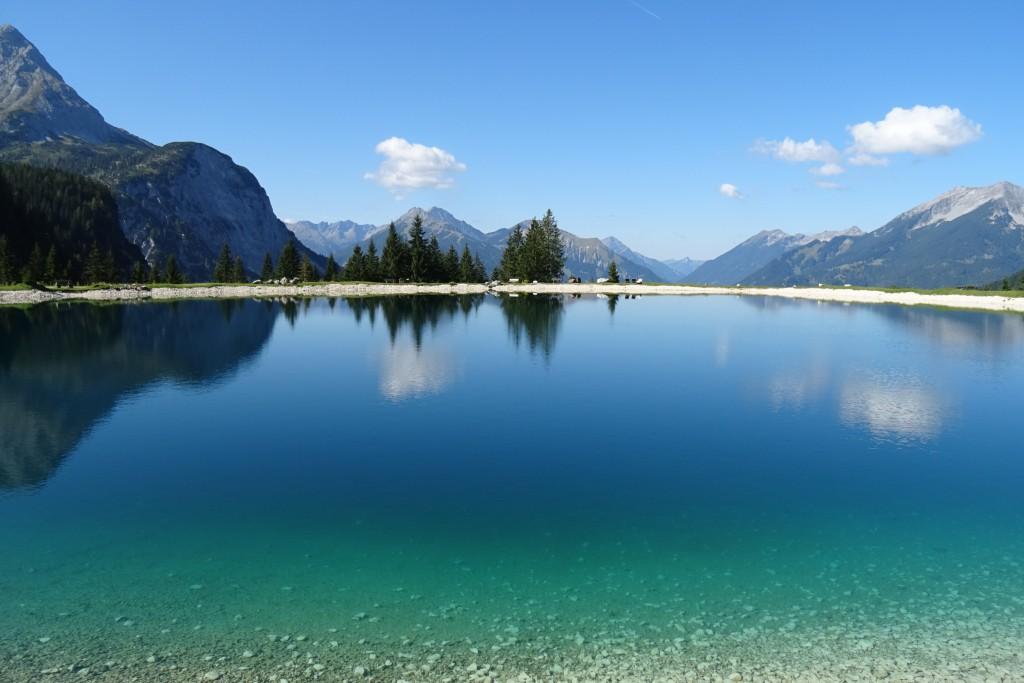 Ehrwald Tirol Oostenrijk