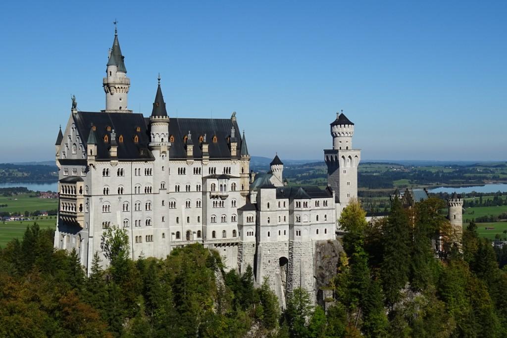 Schloss Neuschwanstein Duitsland