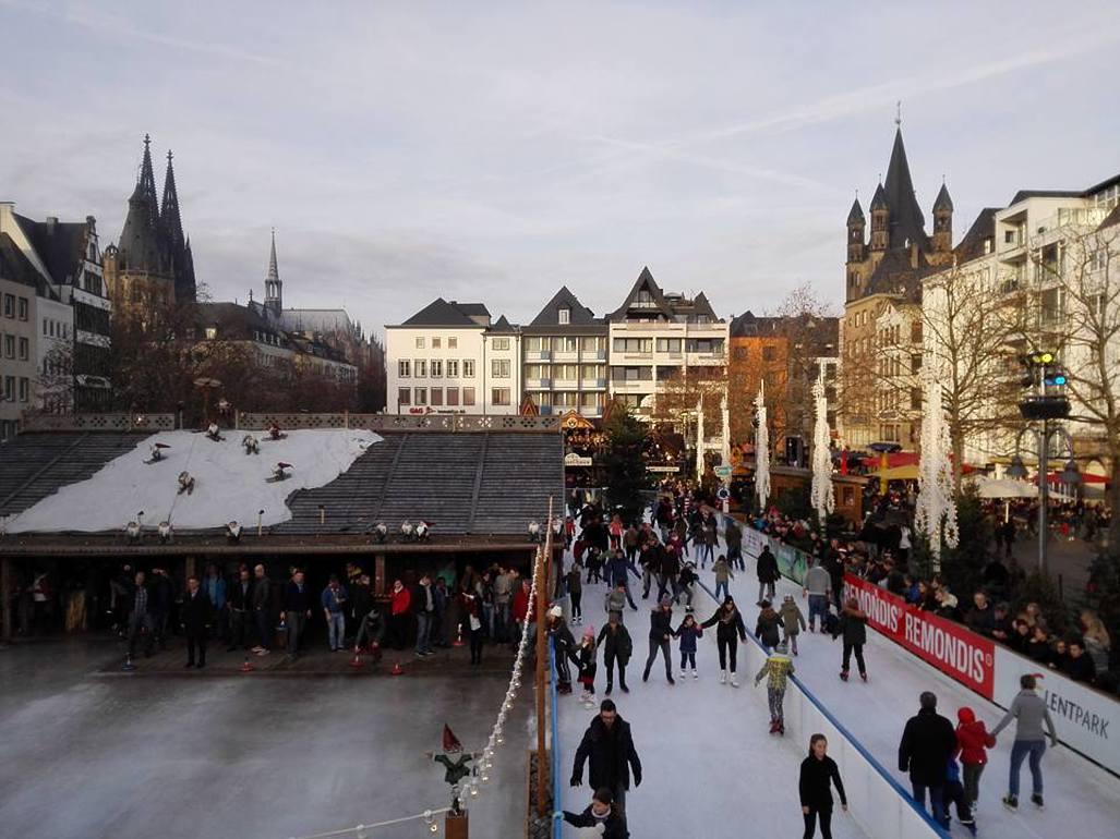 kerstmarkt Keulen