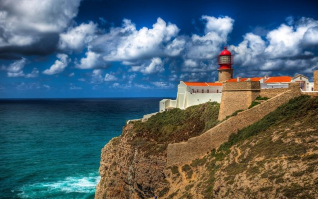 Cape St. Vincent Portugal
