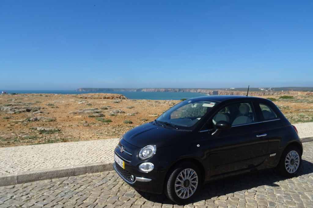 Fiat 500 Algarve_Portugal