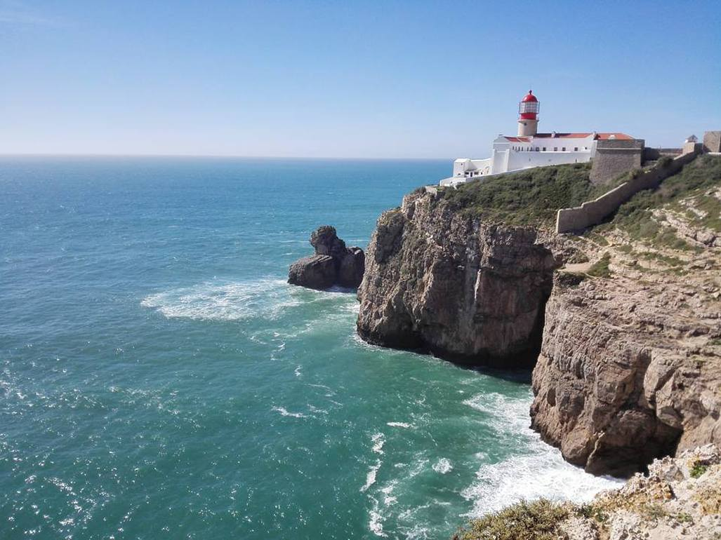 Cap de St. Vicent Portugal Instagram