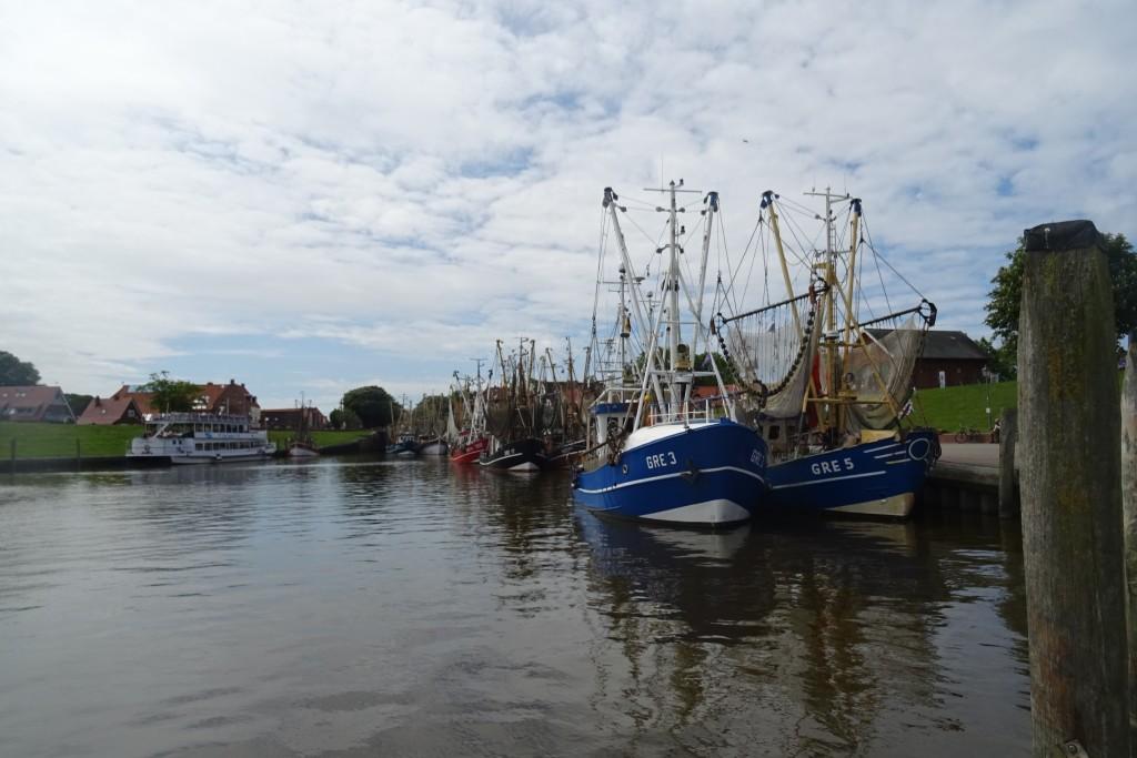 Greetsiel Ost-Friesland